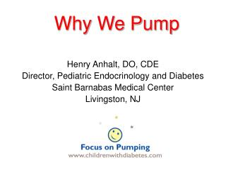 Why We Pump