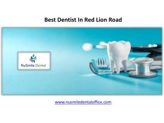 Best Dentist In Red Lion Road - nusmiledentaloffice.com
