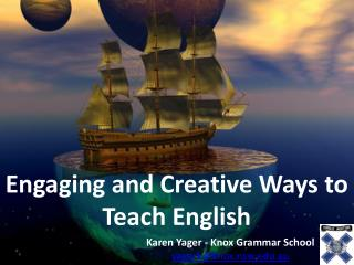 Engaging and Creative Ways to Teach English