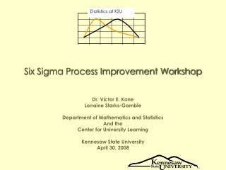 Six Sigma Process Improvement Workshop