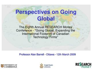 Perspectives on Going Global