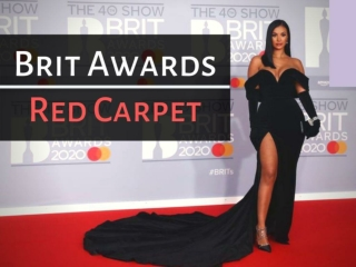 Brit Awards 2020 - Red Carpet