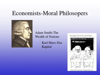 Economists-Moral Philosopers
