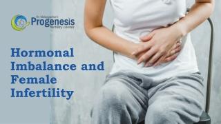 Hormonal Imbalance and Female Infertility