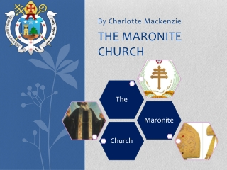 History of the  Maronite Church