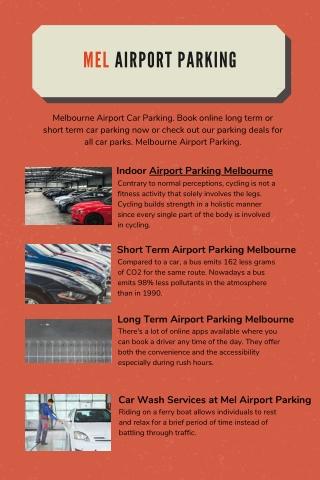 Mel Airport Parking - Melbourne Airport Car Parking