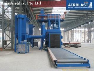 Sandblast Thailand | Asia Airblast Pte Ltd