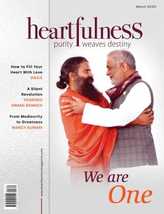 Heartfulness Magazine - March 2020 (Volume 5, Issue 3)