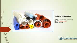 Extruded Silicone Rubber Seals & Gaskets