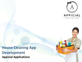 House Cleaning App Development