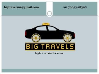 One Way Taxi Service in Jalandhar - Delhi