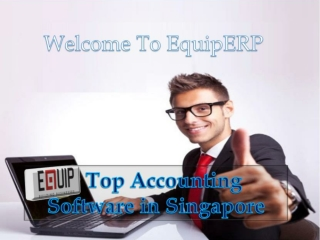 Top Accounting Software in Singapore