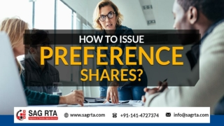 All About Issue of Preference Share