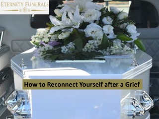 How to Reconnect Yourself after a Grief