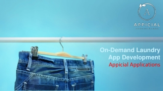 Laundry App Develpment