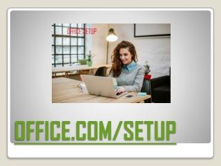 OFFICE SETUP OFFICE