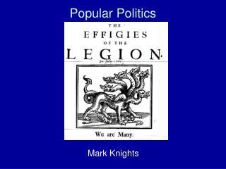 Popular Politics