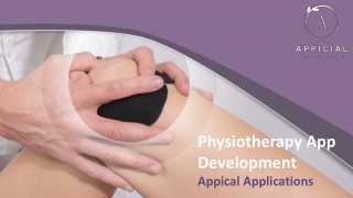 Physiotherapy App Development