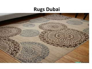 Rug Dubai
