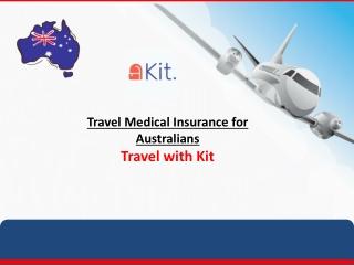 Travel Medical Insurance Australia