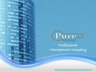 Professional Management Company