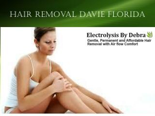 Hair Removal Davie Florida