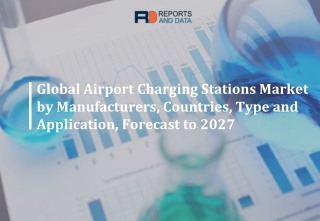 Airport Charging Stations Market 2020 Specification, Growth Drivers, Industry Analysis Forecast By 2027