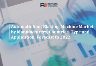 Automatic Shot Blasting Machine Market, Size, Share, Company Profiles And Future Trends Forecast To 2027