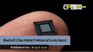 Bluetooth Chips Market Professional Survey Report