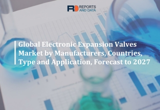 Electronic Expansion Valves Market Overview with Demographic Data and Industry Growth Trends by 2027
