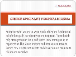 Emergency Medical Services Lagos
