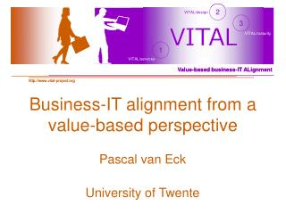 Business-IT alignment from a value-based perspective