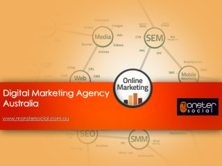 Digital Marketing Agency Australia