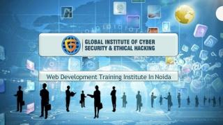 Web development training institute in noida
