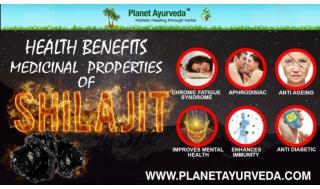Impressive Health Benefits of Shilajit in Daily Life