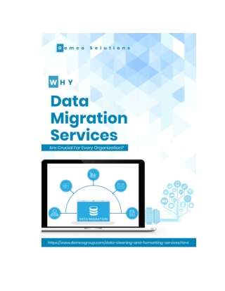 Why Data Migration Services Are Crucial For Every Organization?