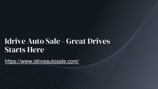 Best Certified Used Cars Dealership In Houston Texas - idriveautosale
