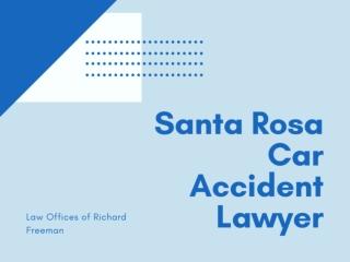 Santa Rosa Car Accident Lawyer
