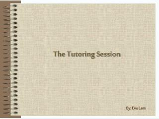 The Tutoring Session