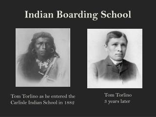 Indian Boarding School