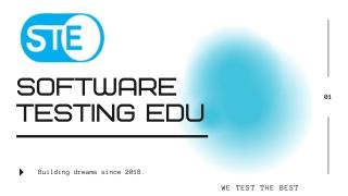 Software Testing Edu | Best testing institute in Indore