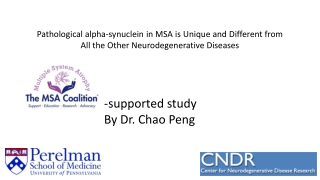 -supported study By Dr. Chao Peng