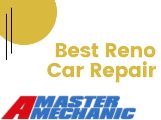 Best Reno Car Repair