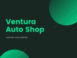 Ventura Auto Shop