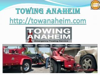 ca tow service