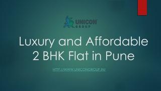 Luxury 2 BHK Flat in Pune