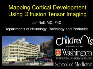 Mapping Cortical Development Using Diffusion Tensor Imaging