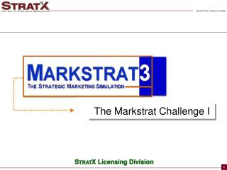STRATX Licensing Division