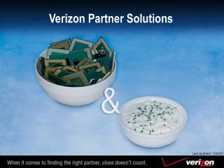 Verizon Partner Solutions