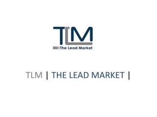 TLM | The Lead Market |